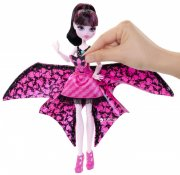 monster high - ghoul to bat draculaura (dnx65) - Dukker