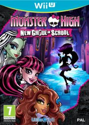 monster high: new ghoul in school - wii u