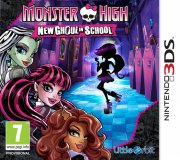 monster high: new ghoul in school - nintendo 3ds