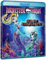 monster high - skræk i koralrevet / monster high - great scarrier reef - Blu-Ray