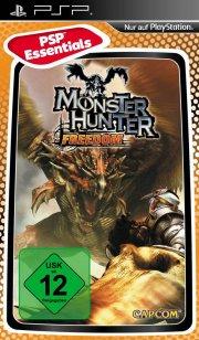 monster hunter: freedom (essentials) - psp