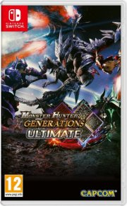 monster hunter: generations ultimate - Nintendo Switch