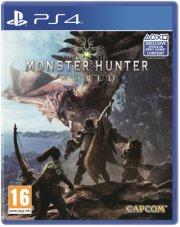 monster hunter: world - PS4