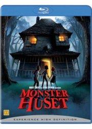 monster huset / monster house - Blu-Ray