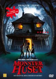 monster huset / monster house - DVD