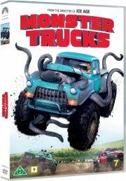 monster trucks - DVD