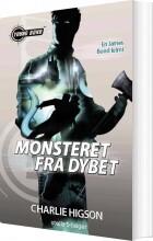 monsteret fra dybet - bog