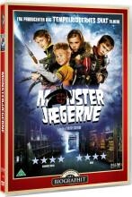 monsterjægerne - DVD