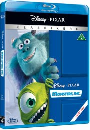 monsters inc - disney pixar - Blu-Ray