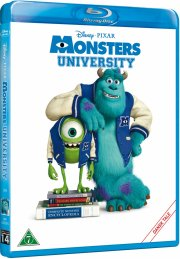 monsters university - disney pixar - Blu-Ray