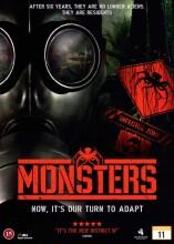 monsters - DVD