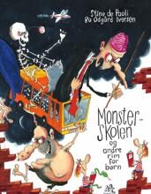 monsterskolen og andre rim for børn - bog