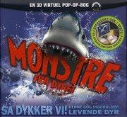 monstre fra dybet - bog