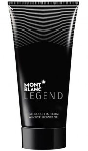 mont blanc legend all over shower gel - 150 ml. - Hudpleje