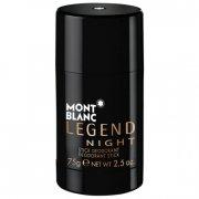 mont blanc legend night deodorant stick - 75 g - Parfume