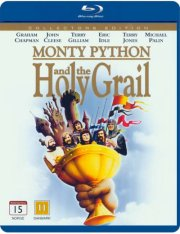 Image of   Monty Python And The Holy Grail / Monty Python Og De Skøre Riddere - Blu-Ray