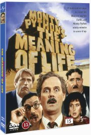 monty python the meaning of life - DVD