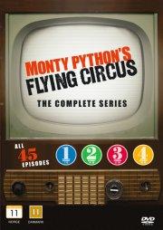 monty pythons flyvende cirkus - den komplette samling - DVD