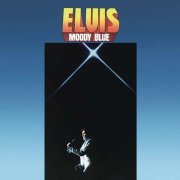 elvis presley - moody blue - 40th anniversary - colored edition - Vinyl / LP