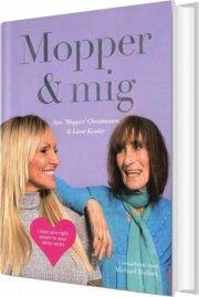mopper og mig - biografi - bog