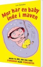 mor har en baby inde i maven - bog