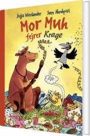 mor muh fejrer krage - bog