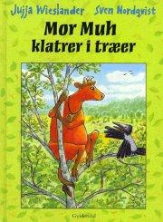 Image of   Mor Muh Klatrer I Træer - Jujja Wieslander - Cd Lydbog