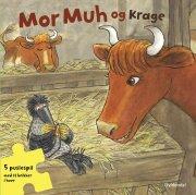 mor muh og krage - puslespil - bog