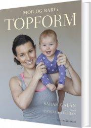 mor og baby i topform - bog