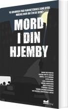 mord i din hjemby - bog