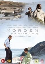 mord i skærgården / morden i sandhamn - i det roligste vand - DVD