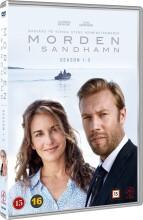 mord i skærgården / morden i sandhamn - sæson 1-5 - DVD