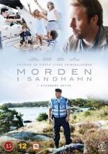 mord i skærgården / morden i sandhamn - i kampens hede - DVD