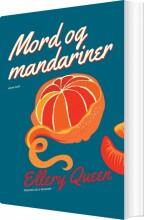 mord og mandariner - bog