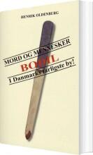 mord og mennesker - bog