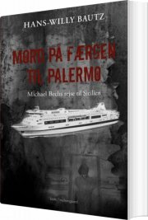 mord på færgen til palermo - bog