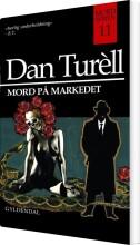 mord på markedet - bog