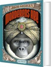 morderens abe - bog