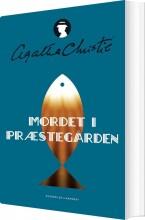 mordet i præstegården - bog