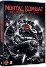 mortal kombat // mortal kombat 2: annihilation - DVD