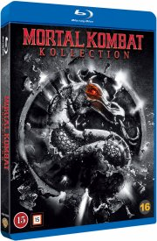 mortal kombat // mortal kombat 2: annihilation - Blu-Ray