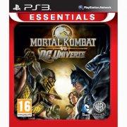 mortal kombat vs dc universe (essentials) - PS3