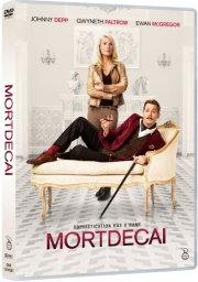 mortdecai - DVD