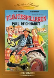 fløjtespilleren - morten korch - DVD