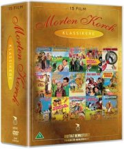 morten korch film box - klassikere - remastered - DVD