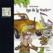 mosaïque, rue de la perle, elevbog med cd - bog