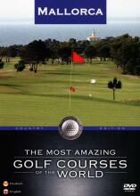 most amazing golf courses - mallorca - DVD