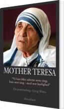 mother teresa - bog