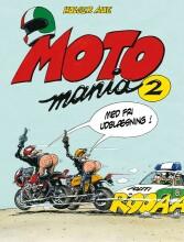 motomania 2 - Tegneserie