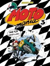 motomania 3 - Tegneserie